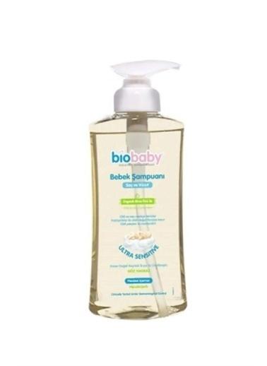 Biobaby Biobaby Bebek Şampuanı (Saç Ve Vücut) 500Ml Renksiz
